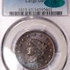 1820 Coronet Cent Slab